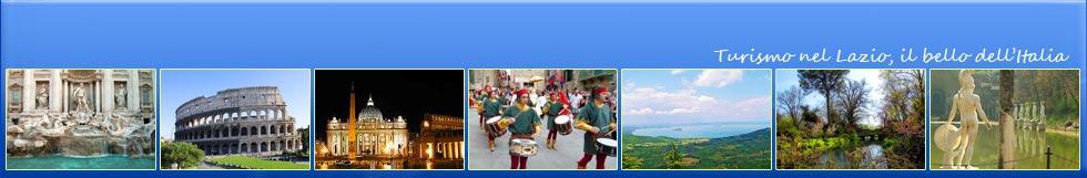 Turismo Lazio Mete e Monumenti